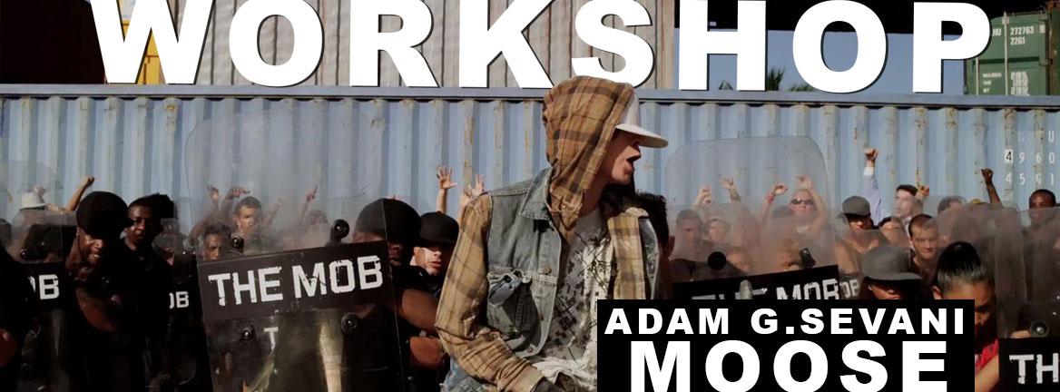 Moose - Adam G.Sevani