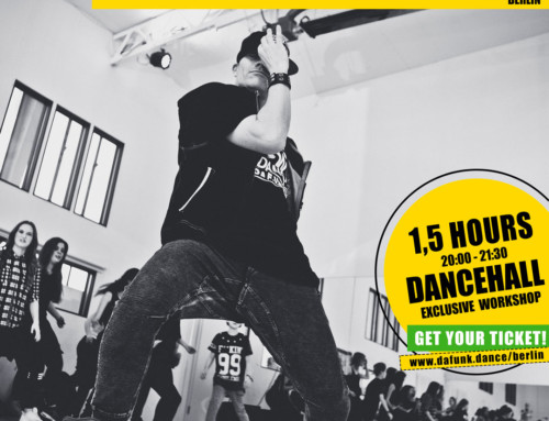 DANCEHALL WORKSHOP BERLIN!
