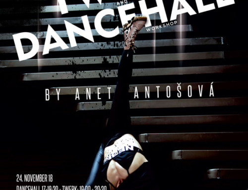 TWERK & DANCEHALL WORKSHOP BY ANET